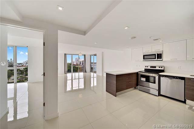 9901 E Bay Harbor Dr #702, Bay Harbor Islands, FL 33154 (MLS #A10724855) :: Berkshire Hathaway HomeServices EWM Realty