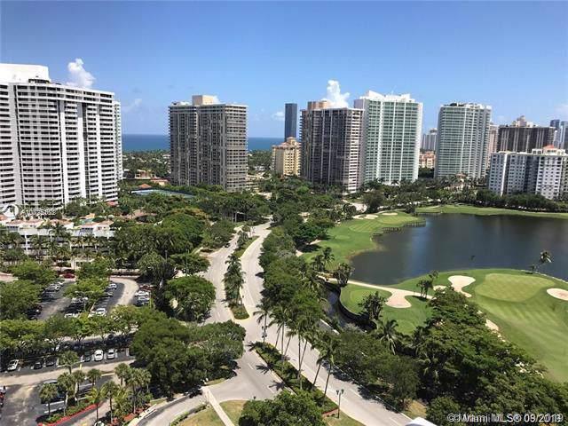 3675 N Country Club Dr #302, Aventura, FL 33180 (MLS #A10725163) :: Grove Properties