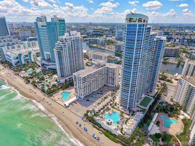 3101 S Ocean Dr #1905, Hollywood, FL 33019 (MLS #A10726360) :: Grove Properties