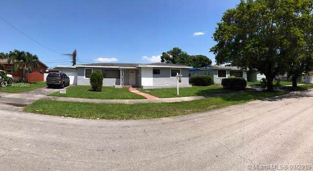17801 NW 15th Ct, Miami Gardens, FL 33169 (MLS #A10726403) :: Laurie Finkelstein Reader Team