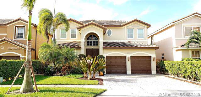 13989 SW 155th Ter, Miami, FL 33177 (MLS #A10726809) :: The Paiz Group