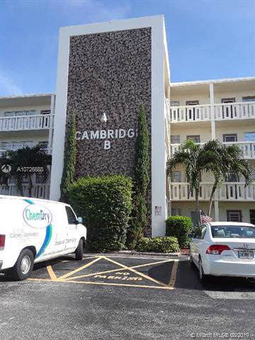 2027 Cambridge B #2027, Deerfield Beach, FL 33442 (MLS #A10726888) :: The Paiz Group