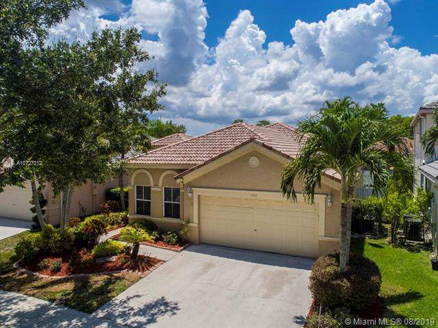790 Vista Meadows Dr, Weston, FL 33327 (MLS #A10727012) :: The Teri Arbogast Team at Keller Williams Partners SW