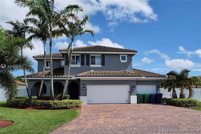 13301 SW 210th St, Miami, FL 33177 (MLS #A10727051) :: Berkshire Hathaway HomeServices EWM Realty