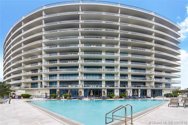 3300 NE 188th St #812, Aventura, FL 33180 (MLS #A10727526) :: Grove Properties