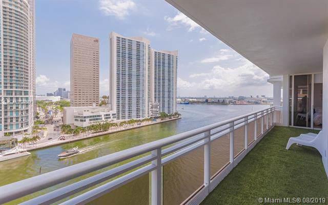 901 Brickell Key Blvd #1505, Miami, FL 33131 (MLS #A10727581) :: Berkshire Hathaway HomeServices EWM Realty