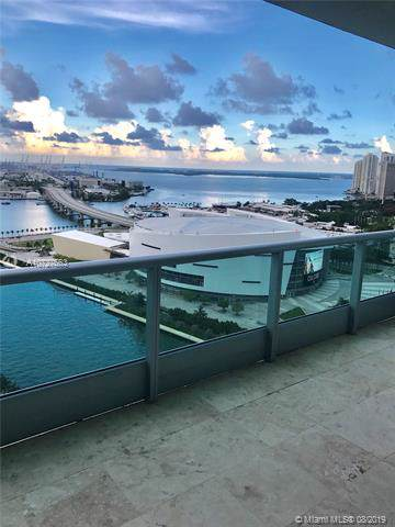 900 Biscayne Blvd #2904, Miami, FL 33132 (MLS #A10727663) :: Grove Properties