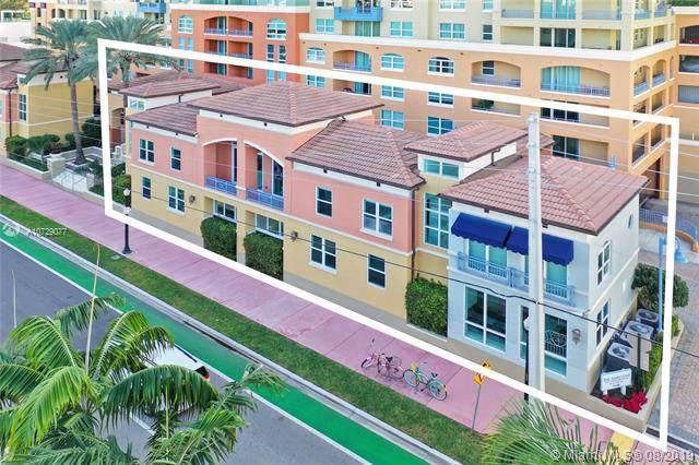 90 Alton Rd Villa, Miami Beach, FL 33139 (MLS #A10729077) :: Grove Properties