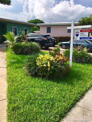 19630 NW 7 Ave, Miami, FL 33169 (MLS #A10729425) :: Grove Properties