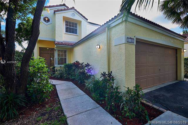 1150 NW 111th Ave, Plantation, FL 33322 (MLS #A10730891) :: Grove Properties