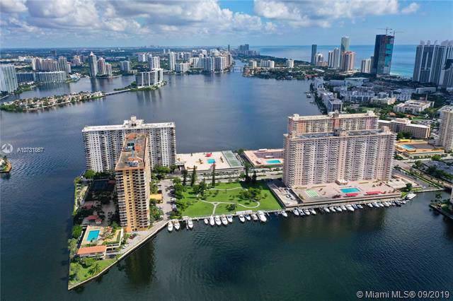 250 174th St #507, Sunny Isles Beach, FL 33160 (MLS #A10731867) :: The Paiz Group