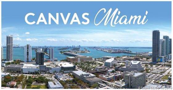 1600 NE 1ST AVE #3018, Miami, FL 33132 (MLS #A10731940) :: Kurz Enterprise