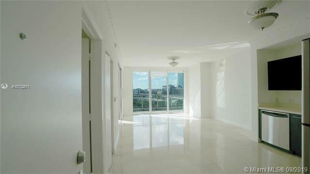 90 SW 3rd St #1110, Miami, FL 33130 (MLS #A10732611) :: The Adrian Foley Group