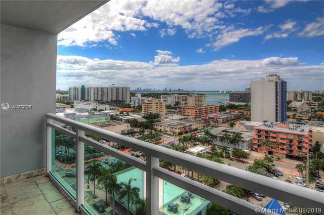 6917 Collins Ave #1622, Miami Beach, FL 33141 (MLS #A10732725) :: Green Realty Properties