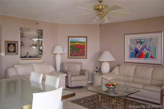 300 Three Islands Blvd #719, Hallandale, FL 33009 (MLS #A10732759) :: RE/MAX Presidential Real Estate Group