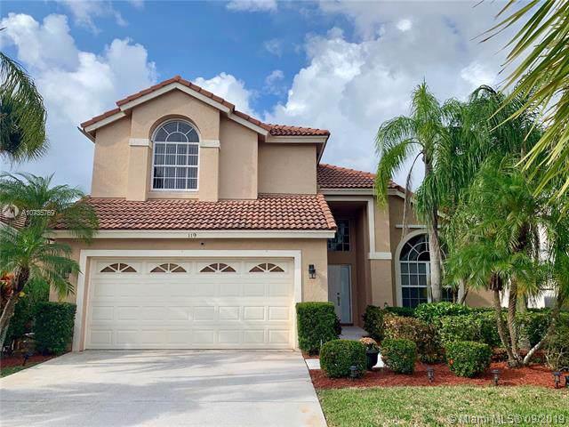 119 Pennock Trace Dr., Jupiter, FL 33458 (MLS #A10735769) :: RE/MAX Presidential Real Estate Group