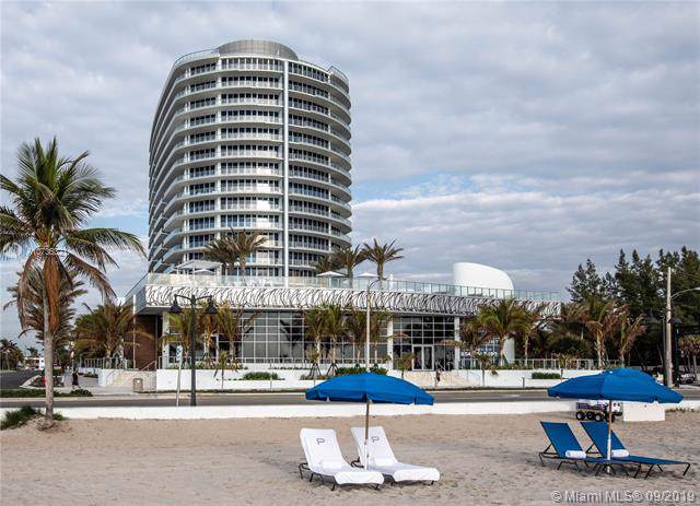 701 N Fort Lauderdale Beach Blvd Th1, Fort Lauderdale, FL 33304 (MLS #A10736321) :: Ray De Leon with One Sotheby's International Realty