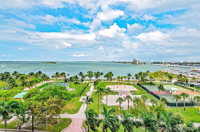 488 NE 18th St #704, Miami, FL 33132 (MLS #A10736399) :: Ray De Leon with One Sotheby's International Realty