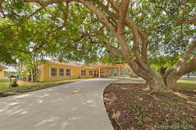 19790 SW 248th St, Homestead, FL 33031 (MLS #A10736463) :: Grove Properties