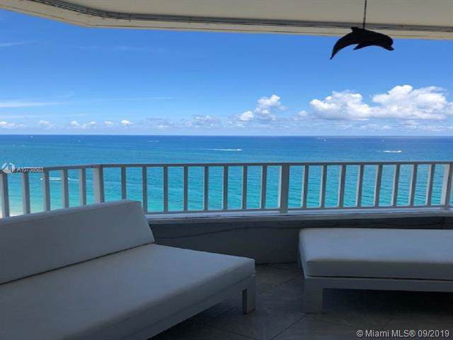 1340 S Ocean Blvd #2301, Pompano Beach, FL 33062 (MLS #A10738583) :: The Kurz Team