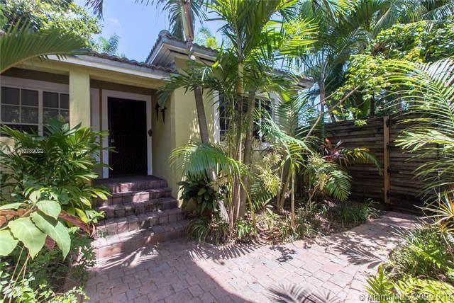2535 Tequesta Ln, Miami, FL 33133 (MLS #A10739092) :: The Kurz Team