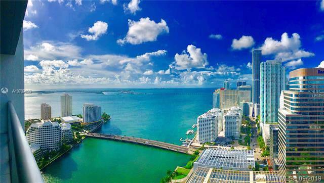 495 Brickell Ave #3907, Miami, FL 33131 (MLS #A10739288) :: Grove Properties