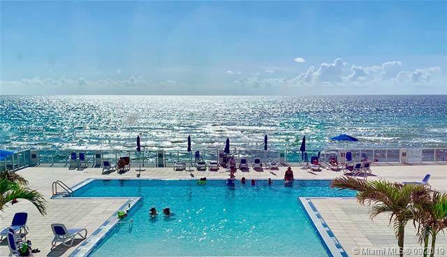 2751 S Ocean Dr 208S, Hollywood, FL 33019 (MLS #A10739989) :: The Paiz Group