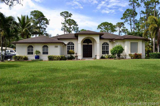 17567 N 61st Pl N, Loxahatchee, FL 33470 (MLS #A10740136) :: Ray De Leon with One Sotheby's International Realty