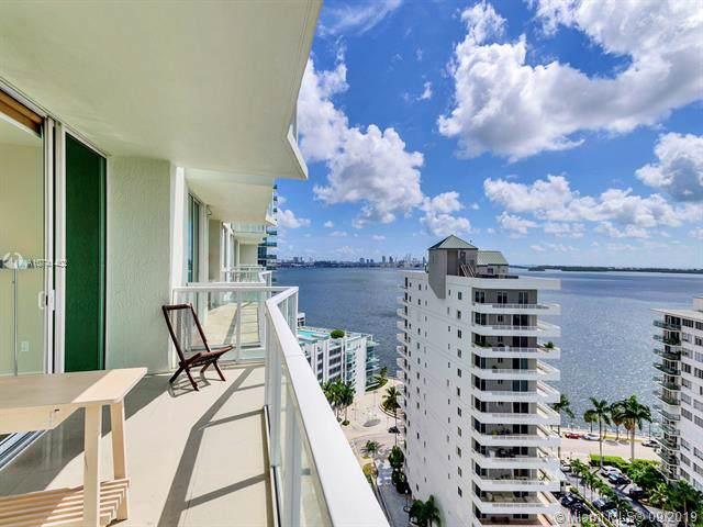 218 SE 14th St #1707, Miami, FL 33131 (MLS #A10741402) :: The TopBrickellRealtor.com Group
