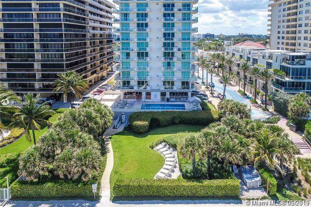 9499 Collins Ave #308, Surfside, FL 33154 (MLS #A10743340) :: ONE Sotheby's International Realty