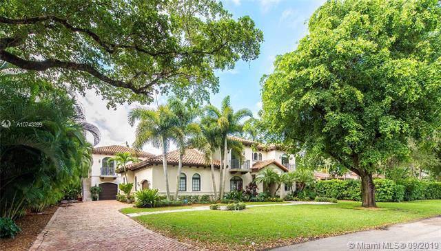 440 Vilabella Ave, Coral Gables, FL 33146 (MLS #A10743399) :: The Paiz Group