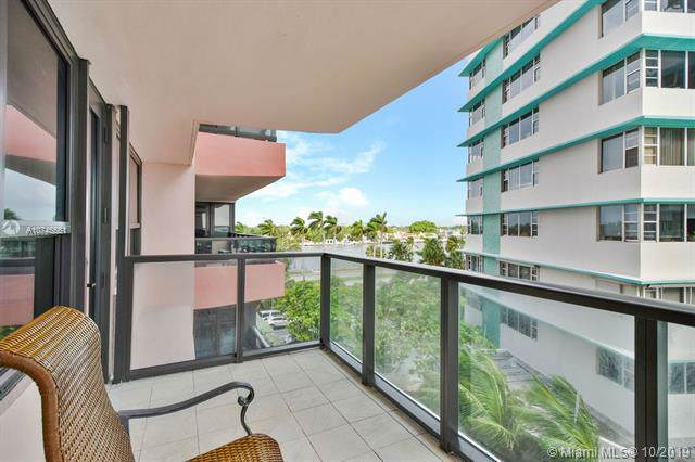 5225 Collins Ave #616, Miami Beach, FL 33140 (MLS #A10745551) :: Green Realty Properties