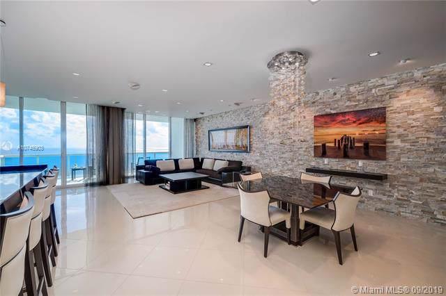 2711 S Ocean Dr #3503, Hollywood, FL 33019 (MLS #A10745903) :: Grove Properties