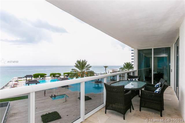 1800 S Ocean Dr #901, Hallandale, FL 33009 (MLS #A10746163) :: Grove Properties