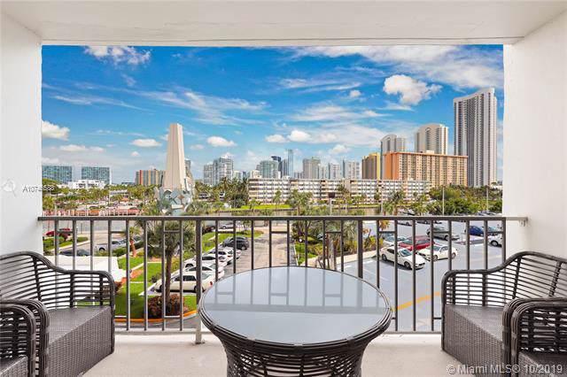 300 NE Bayview #307, Sunny Isles Beach, FL 33160 (MLS #A10746588) :: Grove Properties