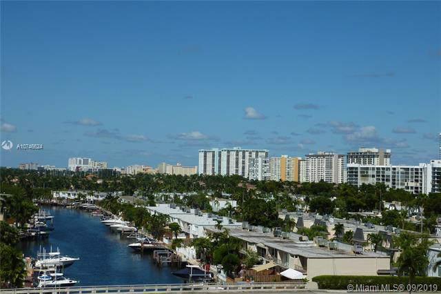 2500 Parkview Dr #804, Hallandale, FL 33009 (MLS #A10746624) :: Grove Properties