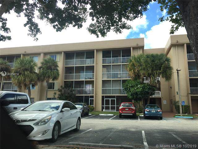 17000 NW 67th Ave #409, Miami Lakes, FL 33015 (MLS #A10748716) :: Lucido Global