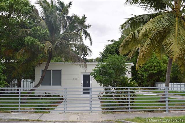 5901 SW 62 TER, South Miami, FL 33143 (MLS #A10749162) :: The Kurz Team
