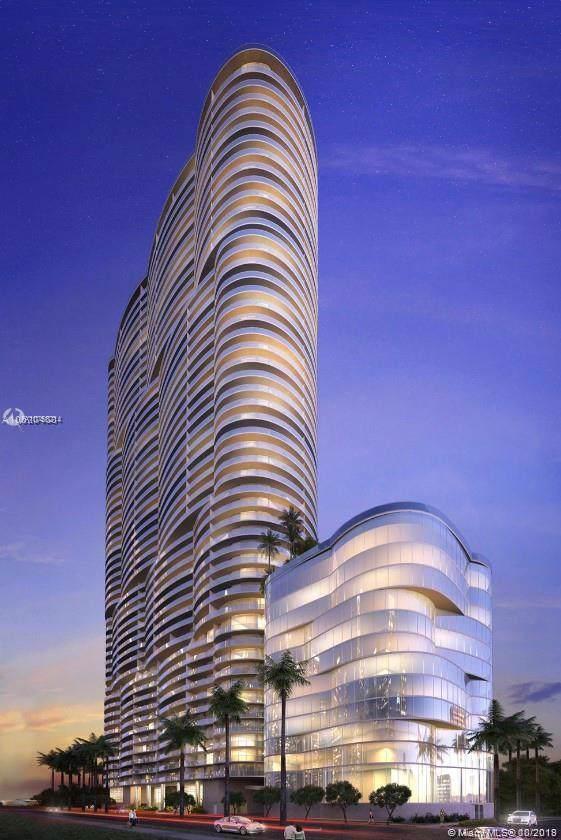 488 NE 18 St #4407, Miami, FL 33132 (MLS #A10750214) :: Berkshire Hathaway HomeServices EWM Realty