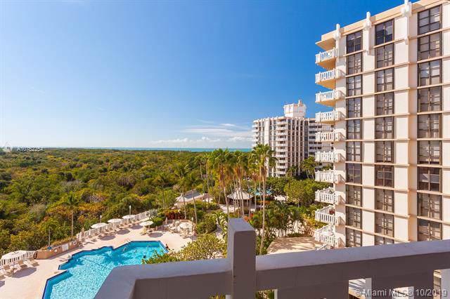 1111 Crandon Blvd B503, Key Biscayne, FL 33149 (MLS #A10752254) :: Grove Properties