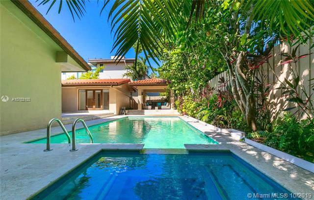 275 Harbor Dr, Key Biscayne, FL 33149 (MLS #A10753100) :: Grove Properties