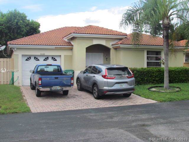 9133 SW 215th Ter, Cutler Bay, FL 33189 (MLS #A10754067) :: RE/MAX Presidential Real Estate Group