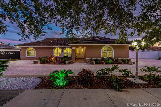14818 SW 168th St, Miami, FL 33187 (MLS #A10768893) :: Green Realty Properties