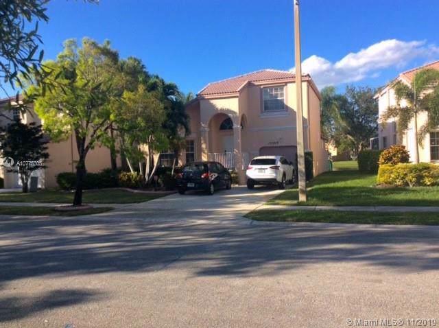15269 NW 7th St, Pembroke Pines, FL 33028 (MLS #A10775305) :: Prestige Realty Group