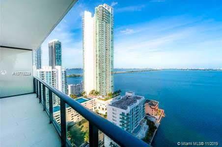 460 NE 28th St #3603, Miami, FL 33137 (MLS #A10779229) :: Berkshire Hathaway HomeServices EWM Realty