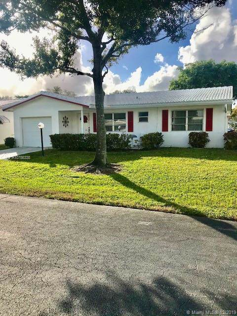 1621 NW 86th Ter, Plantation, FL 33322 (MLS #A10786338) :: United Realty Group