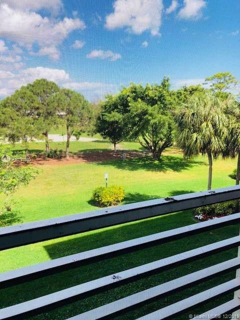 3503 Oaks Way #310, Pompano Beach, FL 33069 (MLS #A10787580) :: Ray De Leon with One Sotheby's International Realty