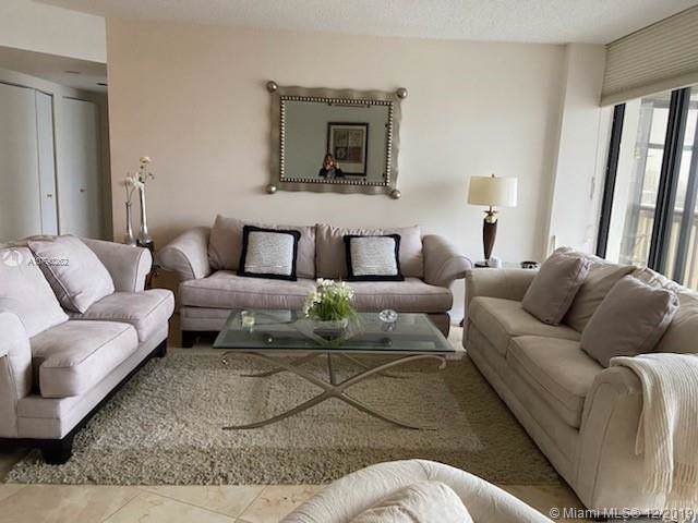 1000 W Island Blvd #1908, Aventura, FL 33160 (MLS #A10790262) :: Green Realty Properties