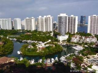 1000 Island Blvd #2506, Aventura, FL 33160 (MLS #A10802005) :: The Teri Arbogast Team at Keller Williams Partners SW