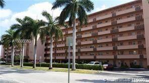 1000 NE 14th Ave #707, Hallandale Beach, FL 33009 (MLS #A10803860) :: Berkshire Hathaway HomeServices EWM Realty